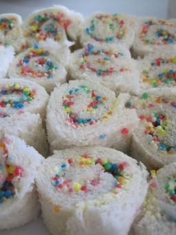 childrens party sandwiches