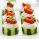Cucumber Canapes