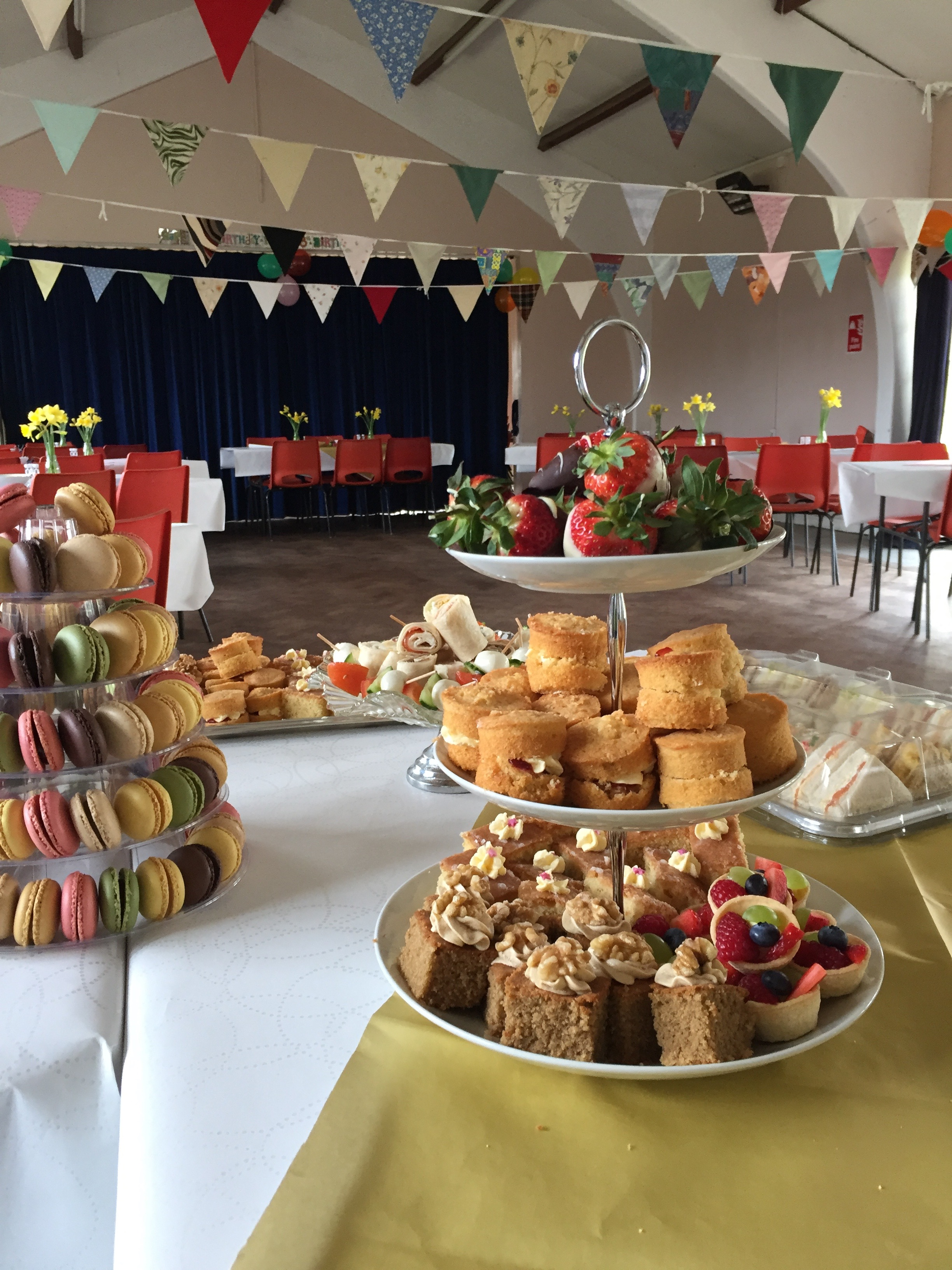 Afternoon Tea – Cucumber Catering